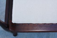 Fratelli Reguitti Fratelli Reguitti Attributed Italian Walnut Lounge Chairs - 1828195