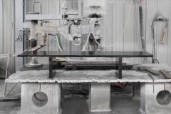 Fre de ric Saulou Marble Slate Coffee Table Fruste by Fre de ric Saulou - 769004
