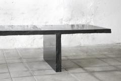Fre de ric Saulou Marble Slate Coffee Table Fruste by Fre de ric Saulou - 769007