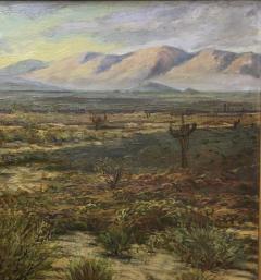 Fred Grayson Sayre Mohave Desert - 1602018