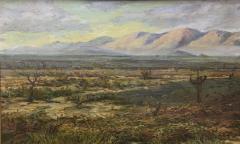 Fred Grayson Sayre Mohave Desert - 1602019
