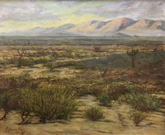 Fred Grayson Sayre Mohave Desert - 1620048