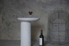 Frederic Saulou Decomplexe Stone Side Table Frederic Saulou - 849879