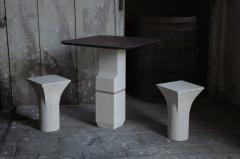 Frederic Saulou Frederic Saulou Ravissant Table and Stools - 850220