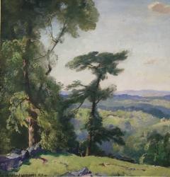 Frederick Ballard Williams California Hills - 1584223