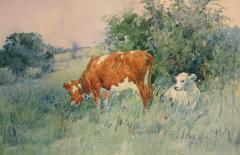 Frederick Charles Vipond Ede Spring Calf - 1243723