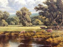 Frederick D Ogden The Wooded Meadow  - 1115669