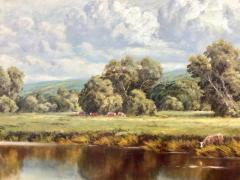 Frederick D Ogden The Wooded Meadow  - 1115670