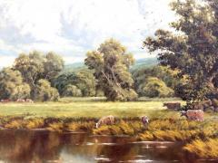 Frederick D Ogden The Wooded Meadow  - 1115673