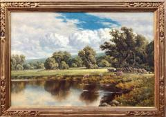 Frederick D Ogden The Wooded Meadow  - 1115674
