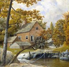 Frederick J Sykes The Mill House - 682693