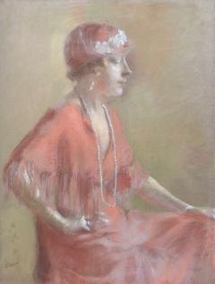 Frederick Theodore Weber Flapper Girl  - 1128702