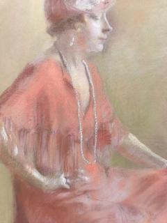 Frederick Theodore Weber Flapper Girl  - 1128703