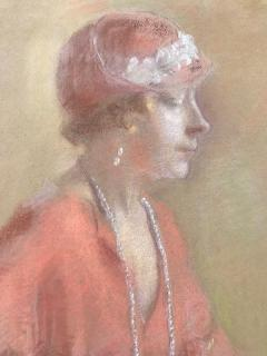 Frederick Theodore Weber Flapper Girl  - 1128705