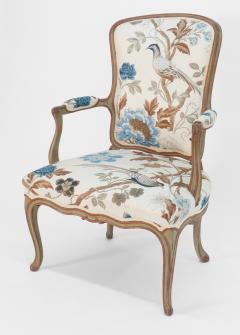Frederick Victoria Cole Porter Louis XV Style Armchair - 442582