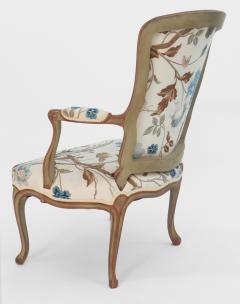 Frederick Victoria Cole Porter Louis XV Style Armchair - 442583