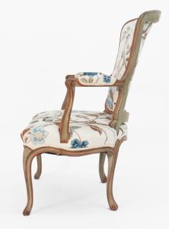 Frederick Victoria Cole Porter Louis XV Style Armchair - 442598