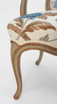 Frederick Victoria Cole Porter Louis XV Style Armchair - 442599