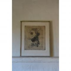 Frederick Weinberg Large Framed Lithograph by Frederick Weinberg - 1080919