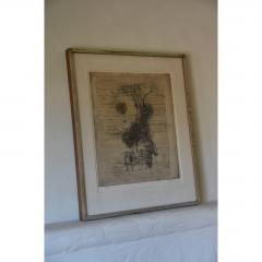 Frederick Weinberg Large Framed Lithograph by Frederick Weinberg - 1080920