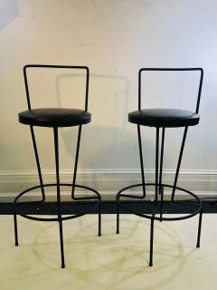 Frederick Weinberg Pair of Unusual Bar Stools by Frederick Weinburg - 833460