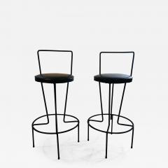 Frederick Weinberg Pair of Unusual Bar Stools by Frederick Weinburg - 834612