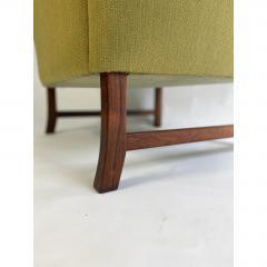 Frederik Kayser Style Lounge Chair and Ottoman - 1703942