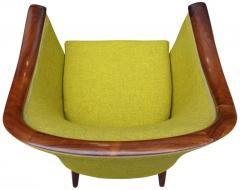 Fredrik A Kayser Midcentury Club Chair by Fredrik Kayser for Vatne - 555770