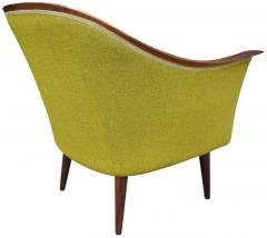 Fredrik A Kayser Midcentury Club Chair by Fredrik Kayser for Vatne - 555772
