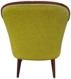 Fredrik A Kayser Midcentury Club Chair by Fredrik Kayser for Vatne - 555773