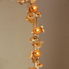 Free standing Gracie flower light mirror - 2020992