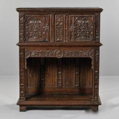 French 16th C Cabinet Museum Provenance - 539451