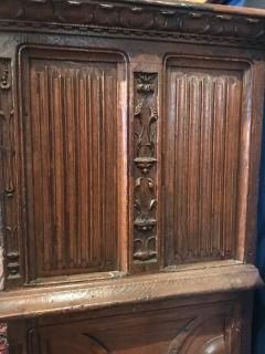 French 16th C Cabinet Museum Provenance - 539467