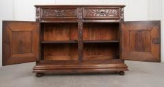French 18th Century Louis XIII Style Walnut Buffet - 1043786