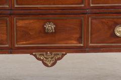 French 18th Century Louis XVI Style Mahogany Commode - 1110818