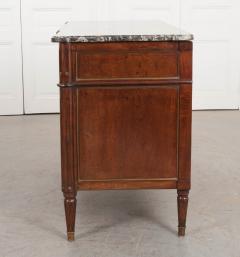 French 18th Century Louis XVI Style Mahogany Commode - 1110823