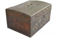French 18th Century Marriage Coffre Trunk - 1581239
