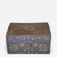 French 18th Century Marriage Coffre Trunk - 1582820