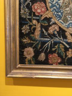 French 18th Century Needlework Tapestry Picture - 926432