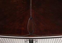 French 1990s Post Modern Mahogany Bronze Sideboard - 2131683