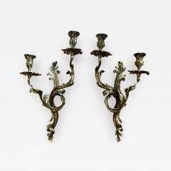 French 19c Sconces - 536022