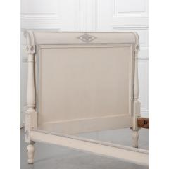 French 19th Century Directoire Painted Twin Bed - 2084632
