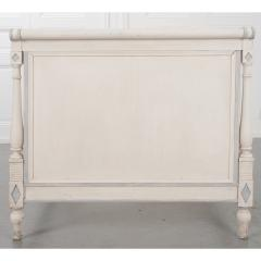 French 19th Century Directoire Painted Twin Bed - 2084661