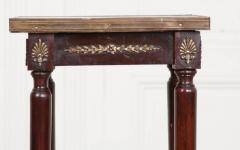 French 19th Century Empire Nightstand - 1225817