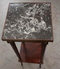 French 19th Century Empire Nightstand - 1225819