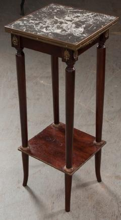 French 19th Century Empire Nightstand - 1225821