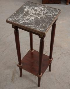 French 19th Century Empire Nightstand - 1225822
