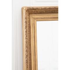 French 19th Century Gold Gilt Frame w Mirror - 1935912