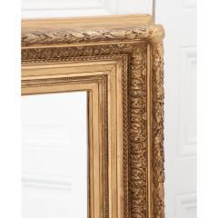 French 19th Century Gold Gilt Frame w Mirror - 1935913
