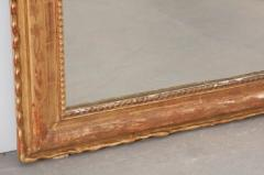 French 19th Century Gold Gilt Louis Philippe Mirror - 832905